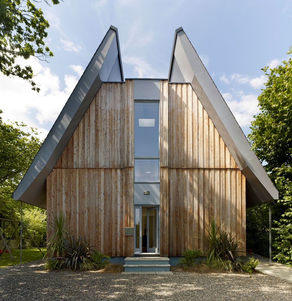 Hoo House from Grand Designs. This might be perfect ...