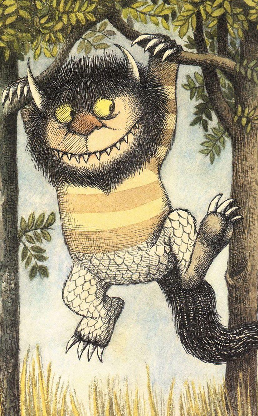 Maurice Sendak Where The Wild Things Are Maurice Sendak