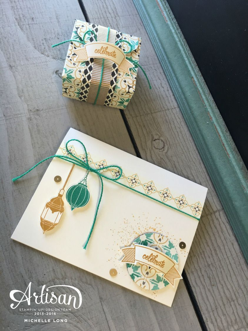 Hello, friends, and welcome to another Stampin' up! Artisan design Team blog…