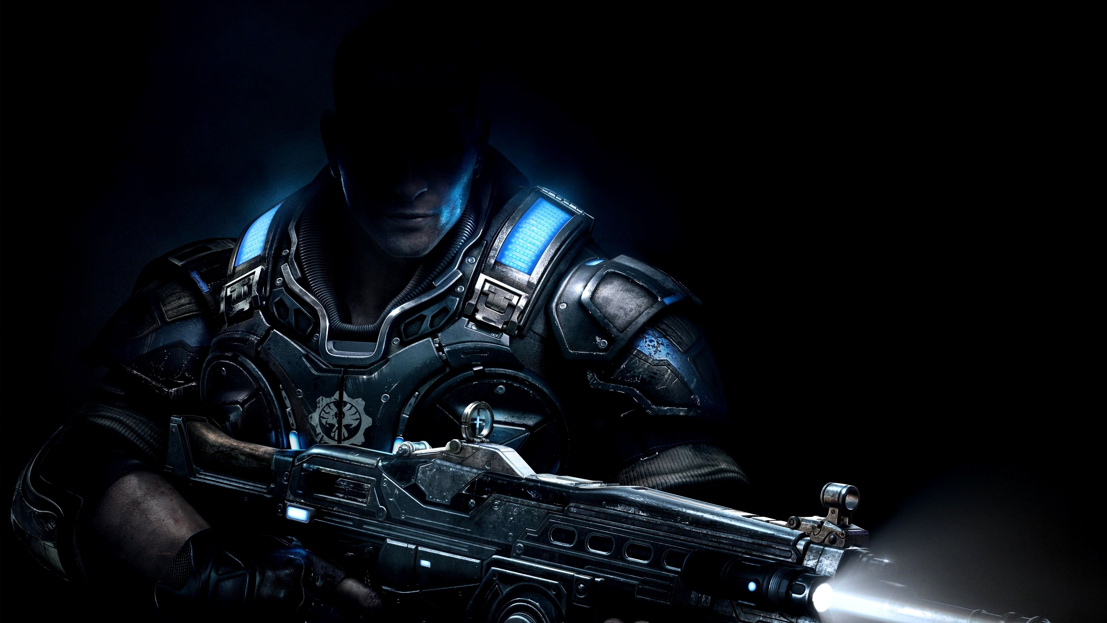 4k Wallpaper For Pc 3840x2160 Ideas Gears Of War Marvel Batman