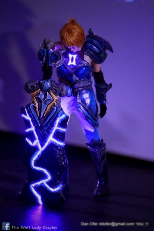 championship Riven Cosplay by TheWolfLadyCosplay deviantart com on