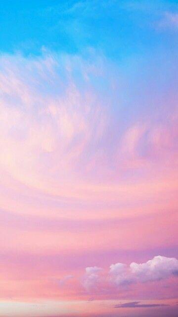 Pink Purple And Blue Sky Blue Sky Wallpaper Wallpaper Pink And Blue Sky Aesthetic