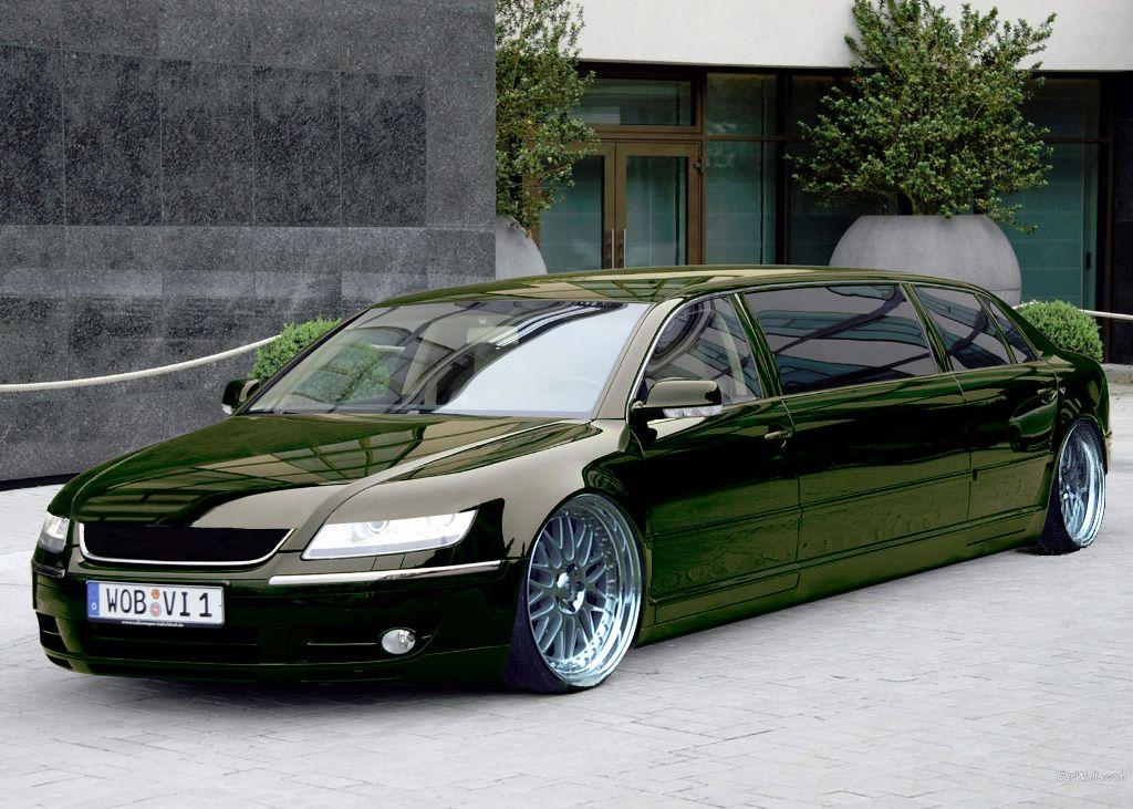 Volkswagen Phaeton Volkswagen Phaeton Volkswagen Automobile
