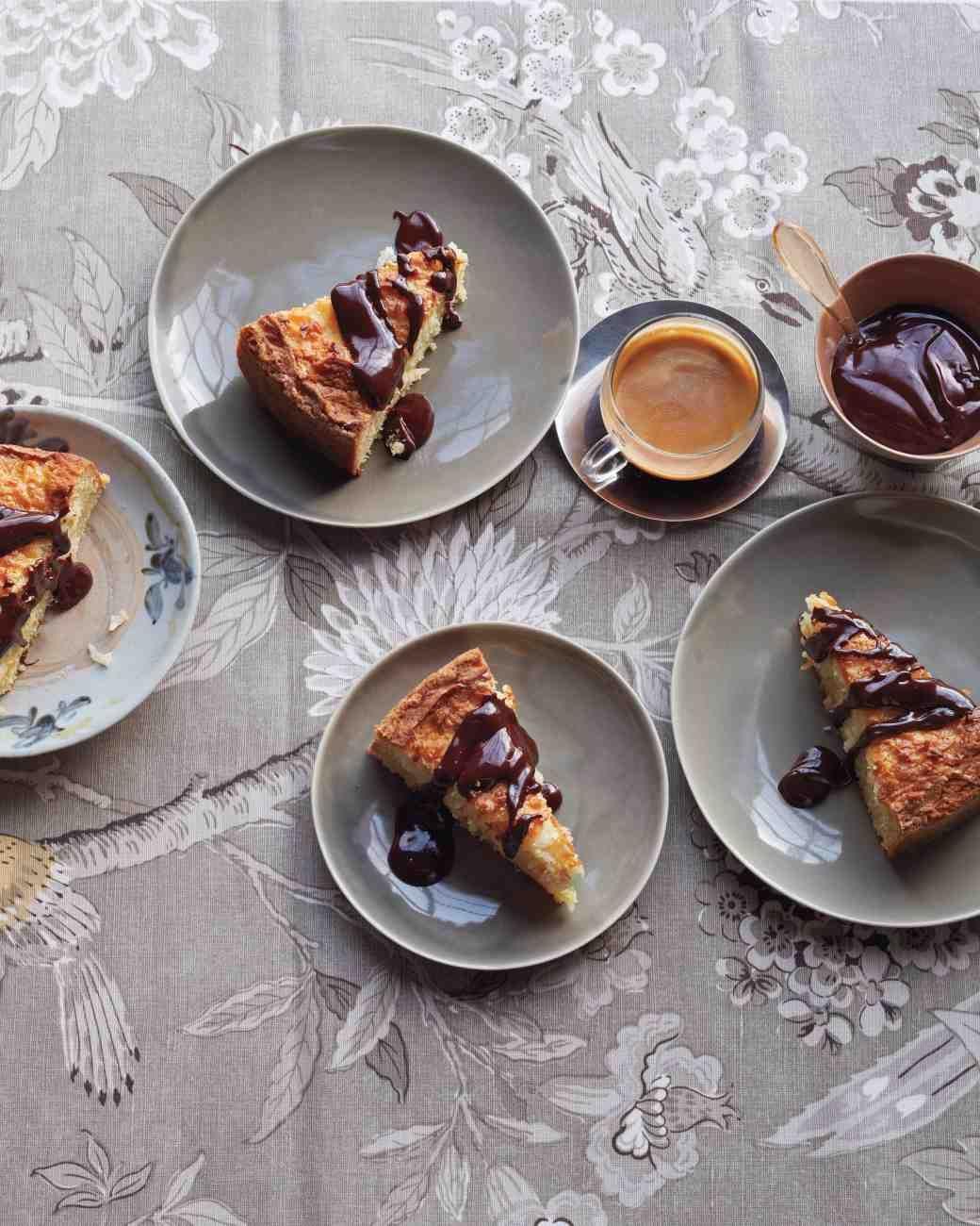 Coconut Crunch Cake Recipe Italian Heaven Slice Of