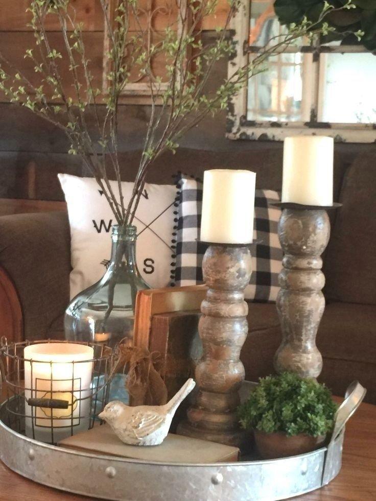 Photo of 49 Smart Farmhouse Coffee Table Decor-Ideen zum Ausprobieren