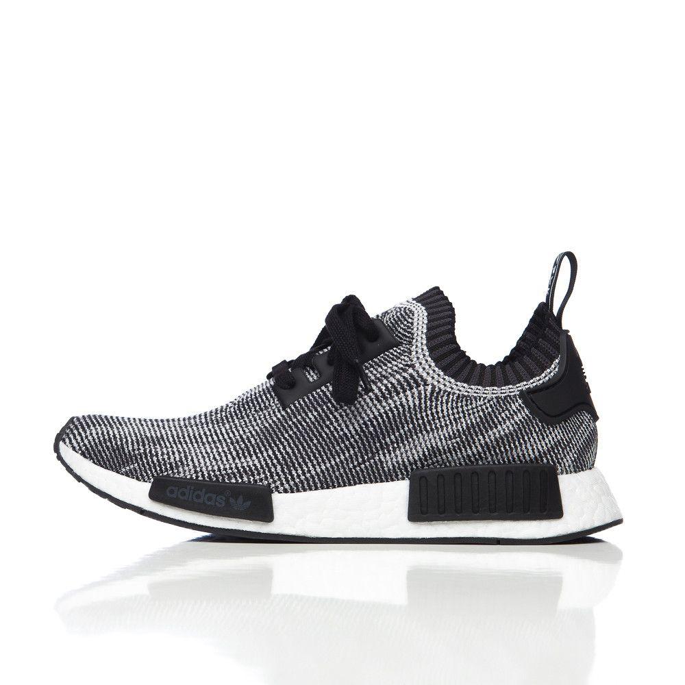 Adidas Nmd Grey Primeknit