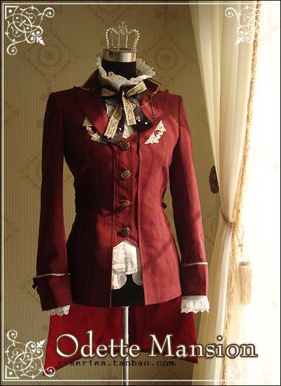 ■ Odette Mansion dress suit, tuxedo suit Swan mansion ■ Spot - navy