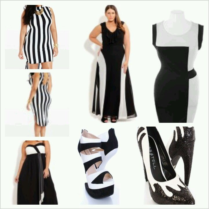 I Love Everything Black White My Fashion