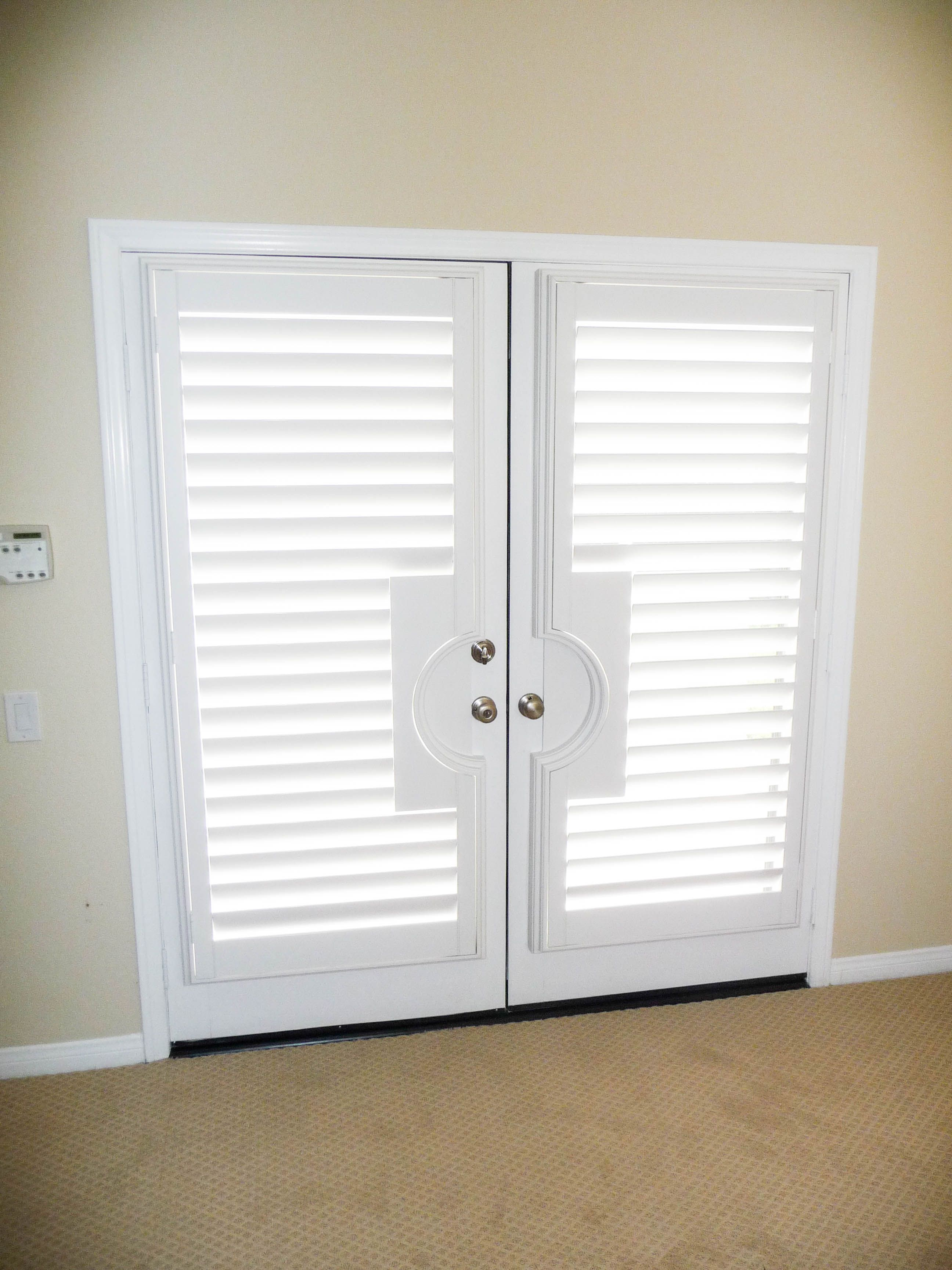 Classic Improvement Products Installs Interior Plantation Shutters