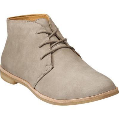 $109, Beige Suede Desert Boots: Clarks Phenia Desert Sand Nubuck Boots.  Sold by