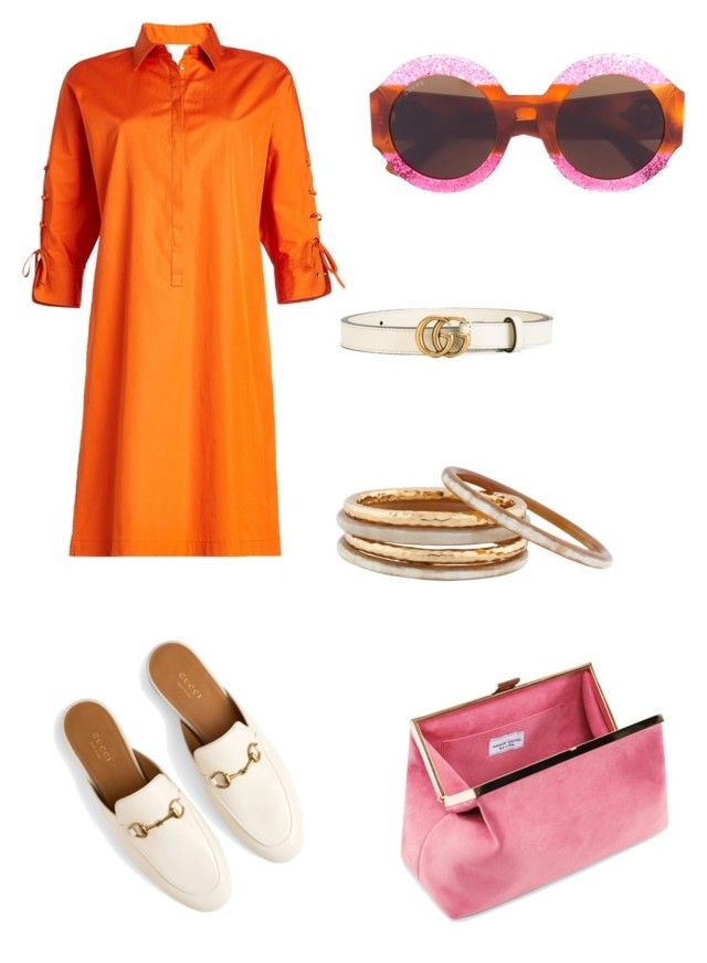 """""""Senza titolo #578"""" by giorgia920 ❤ liked on Polyvore featuring MaxMara, Gucci and Nest"""