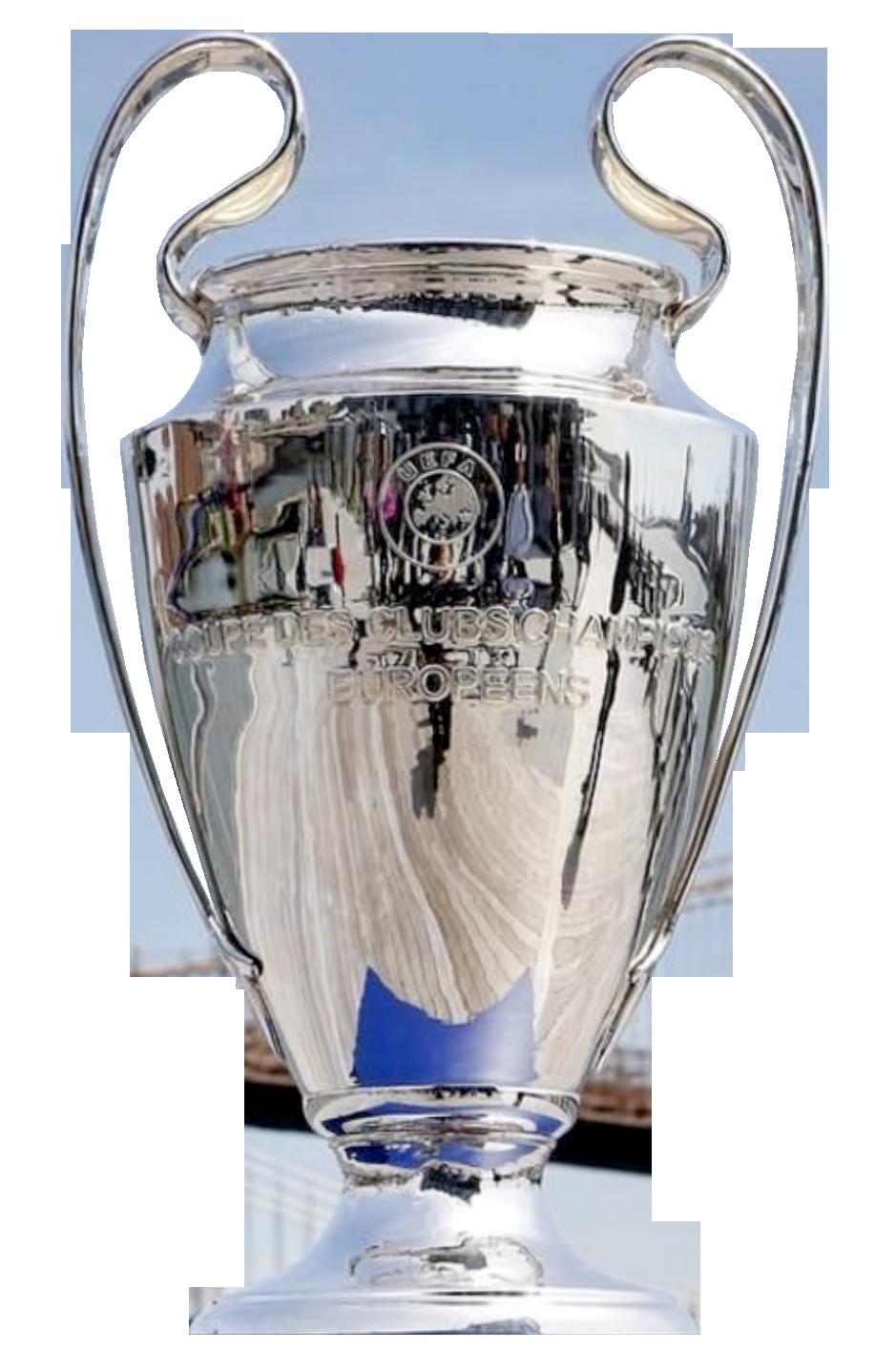 Champions League Pokal Png