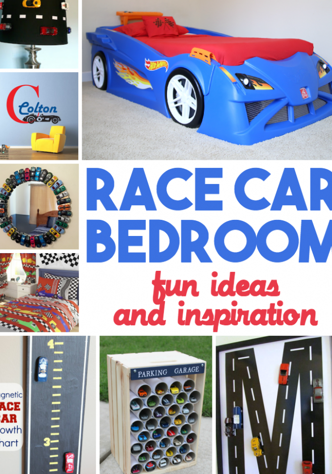 Race Car Bedroom Ideas Featuring The Step2 Hot Wheels Toddler To Twin Race Car Bed Bedroomideas Gardenhomede Race Car Bedroom Car Bedroom Hot Wheels Bedroom