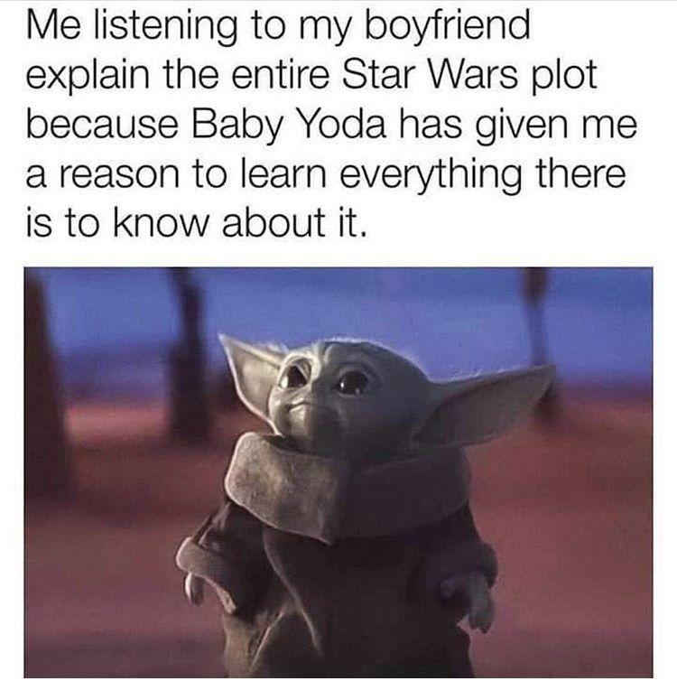 Girls Really Like This Yoda Funny Yoda Meme Yoda