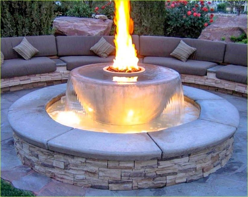 40 Stunning Diy Fire And Water Fountain Ideas Let S Diy Home