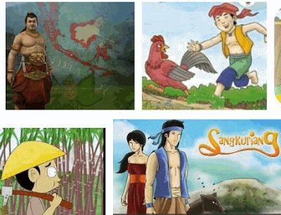 Kumpulan Dongeng Anak Legenda Cerita Rakyat Nusantara Dongeng Cerita Rakyat Legenda