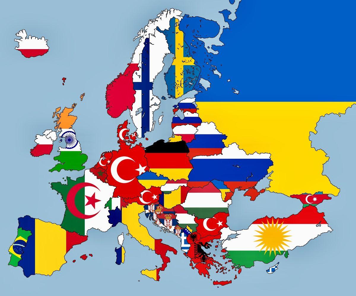 Europa Nacionalidad de la mayoría de extrajeros