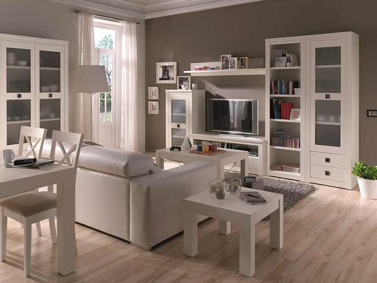 Salones crea apilables comedores modulares color blanco consejos ...