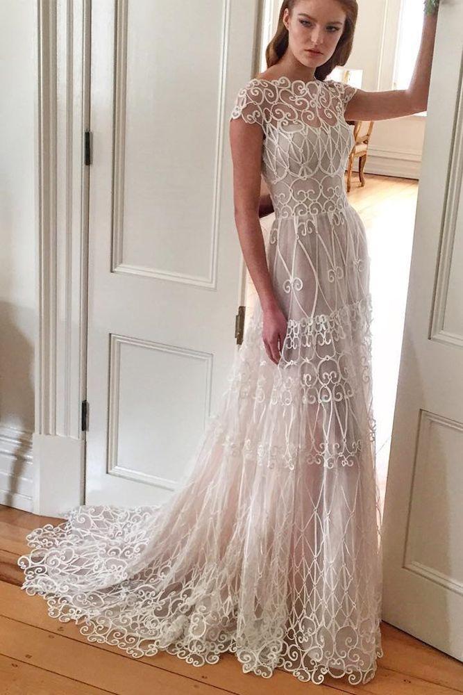 18 Of Our Favorite Steven Khalil Wedding Dresses ❤ Steven Khalil ...