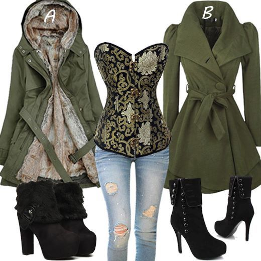 Green isent really my color but this is cute