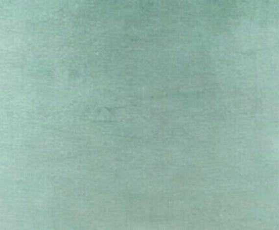 Luxury Mint Green Velvet Curtains Handmade Designer Drape