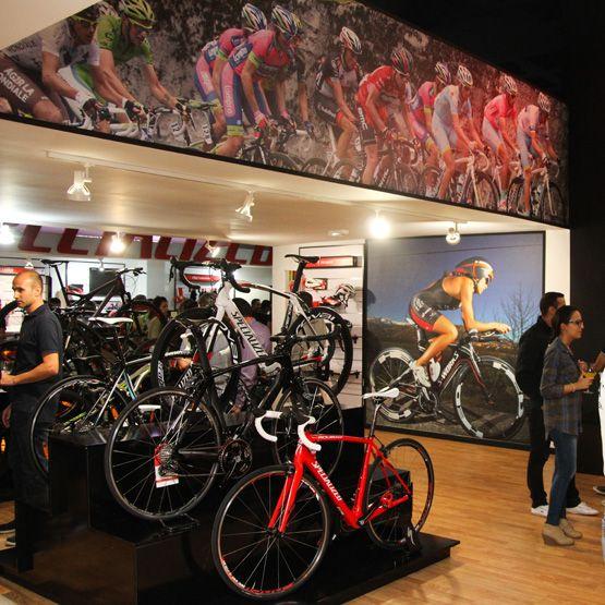 Specialized Concept Store Loja De Bicicletas Loja