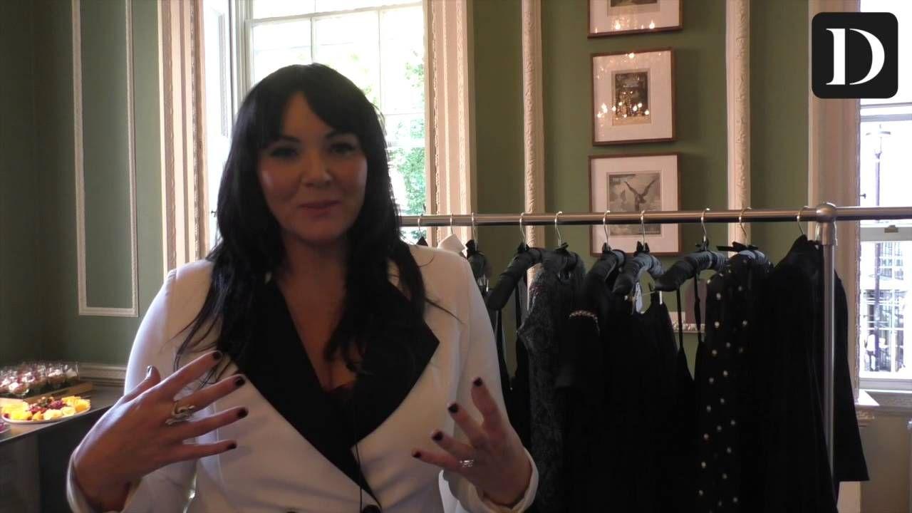 Martine McCutcheon launches Fashion World collection