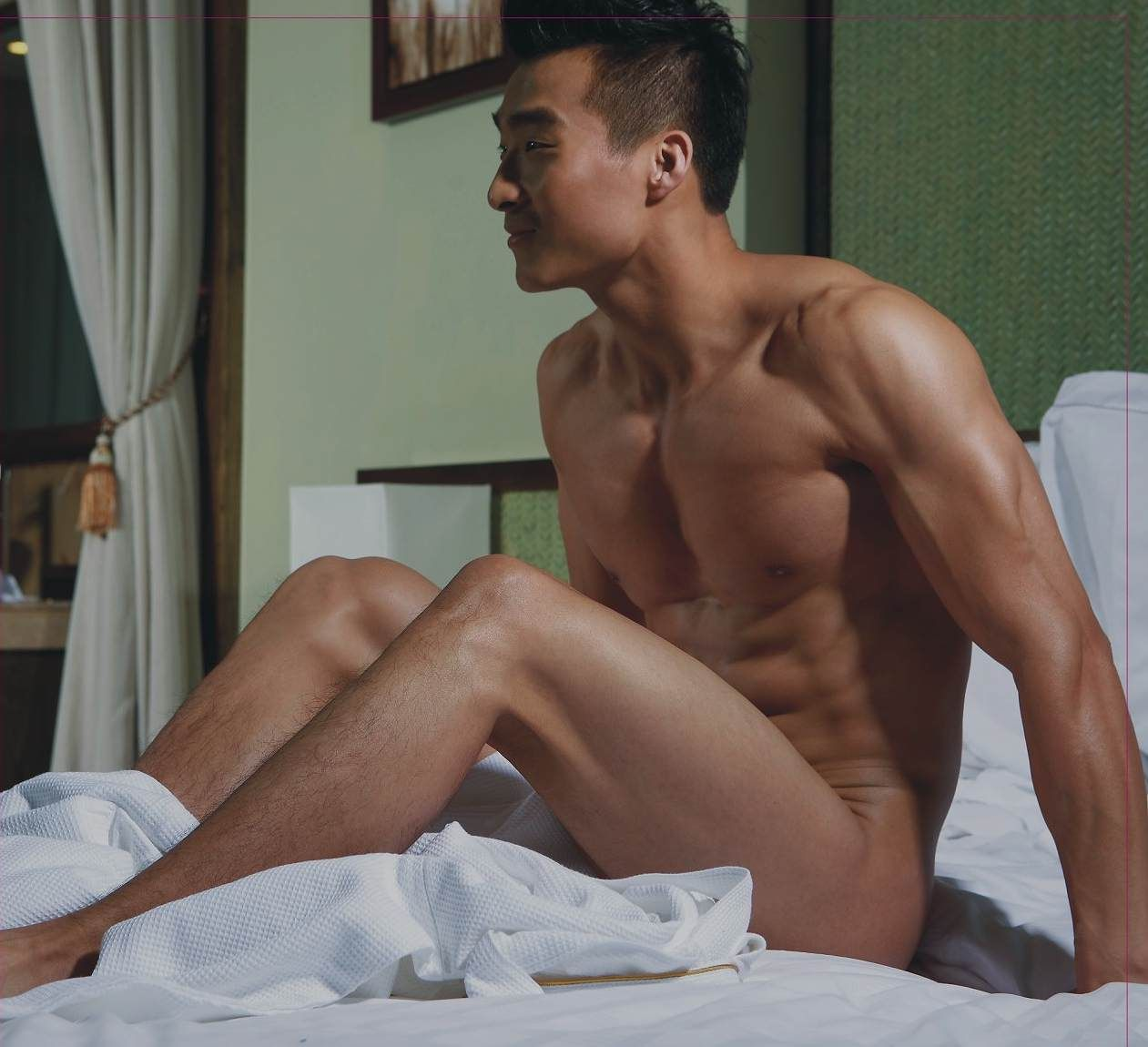 Korean men nude