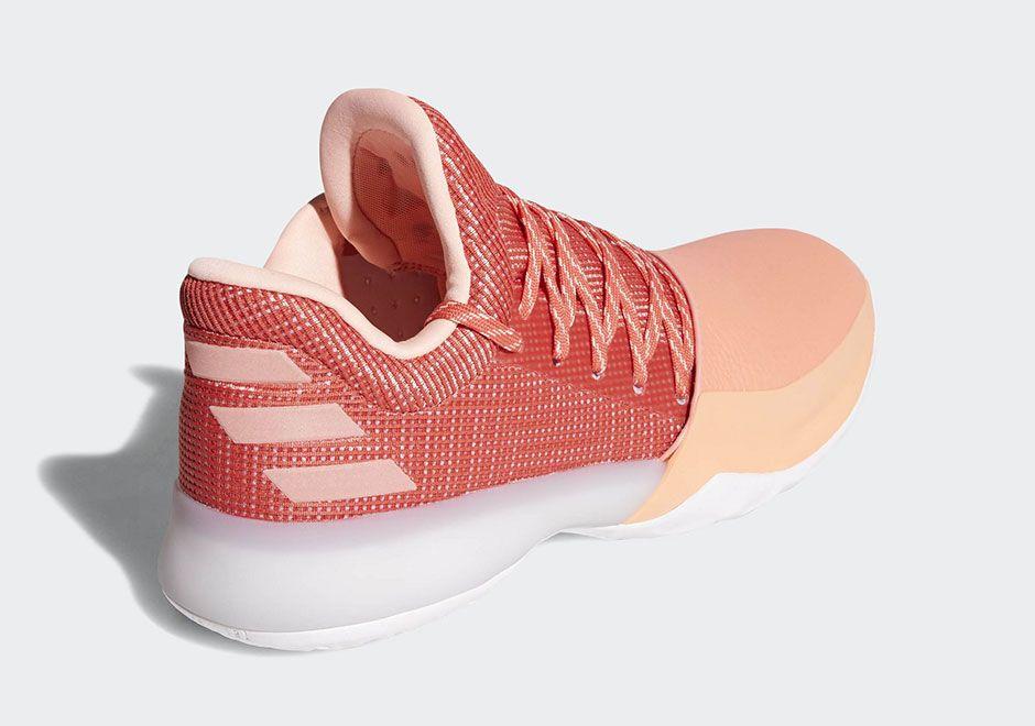 adidas harden 1 pink
