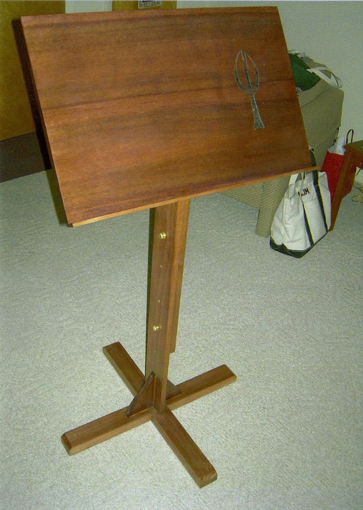 Plans For Music Stand Google Search Awesome