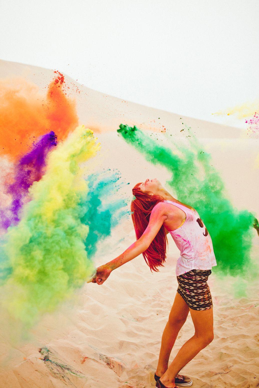 TTD Holi Festival | Festival of Colors. | Pinterest | Polvo de color ...