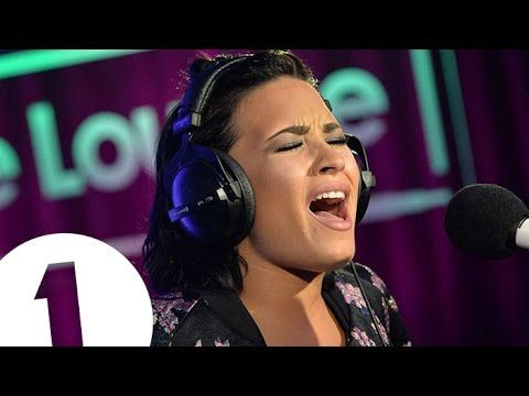 Demi Lovato Covers Hozier S Take Me To Church In The Live Lounge