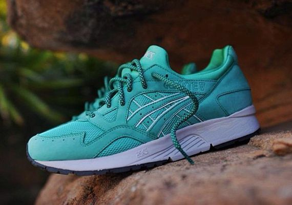 asics gel lyte 5 mint
