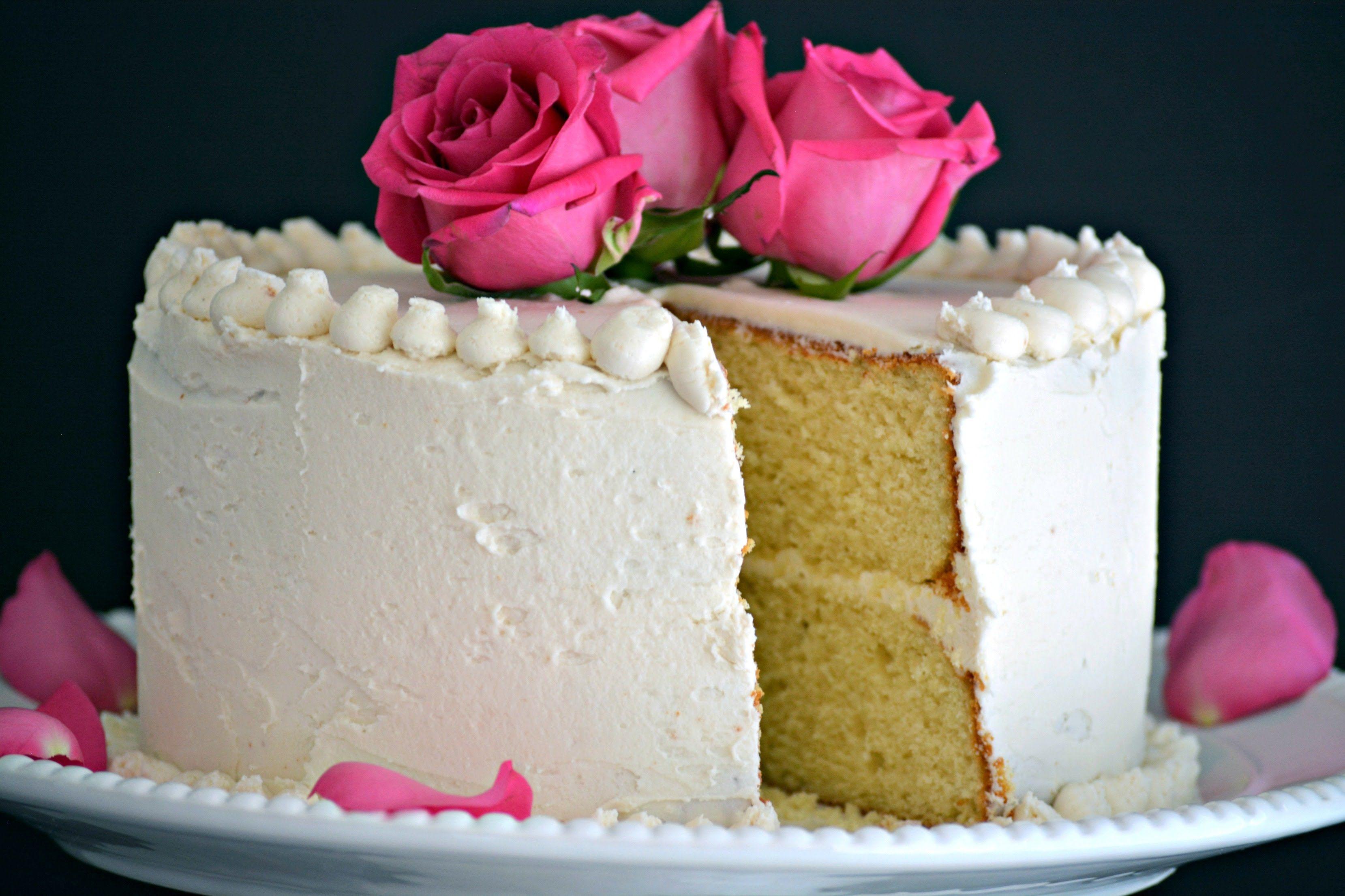 Receta de torta de vainilla como hacer un pastel de for Decoracion de tortas caseras