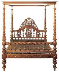 antique indian furniture - Google Search #indianbeddoll