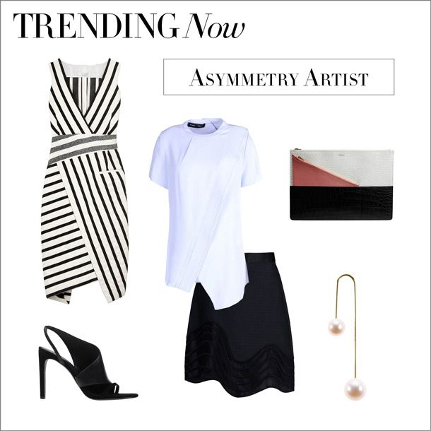 Trending Now… Asymmetry Artist