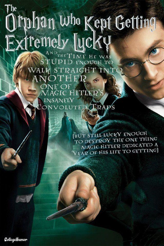 Alternate Harry Potter Titles Harry Potter Titles Harry Potter Ginny Harry Potter Obsession