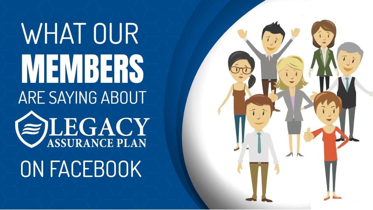 Facebook reviews for legacy assurance plan facebook