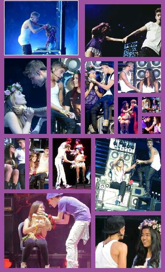 One less lonely girl JB :) this is my dream.