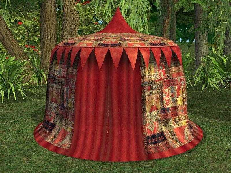 Medieval Traveleru0027s Tents & Medieval Traveleru0027s Tents | Medieval Sims 2: Camping u0026 Outdoors ...