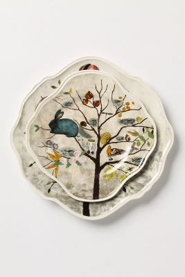 I really need this plate.  $16 at Anthropologie