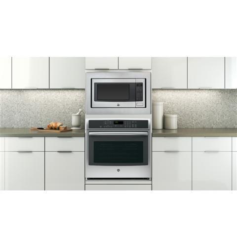 Ge Profile Series 2 2 Cu Ft Countertop Microwave Oven Peb7226sfss