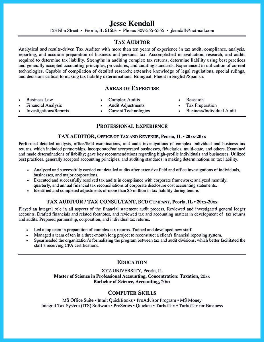 Suppose You Are Confused To Arrange Auditor Resume It Is Better For You To Pick The Commonly Accepted Resume Good Objective For Resume Resume Accounting Jobs