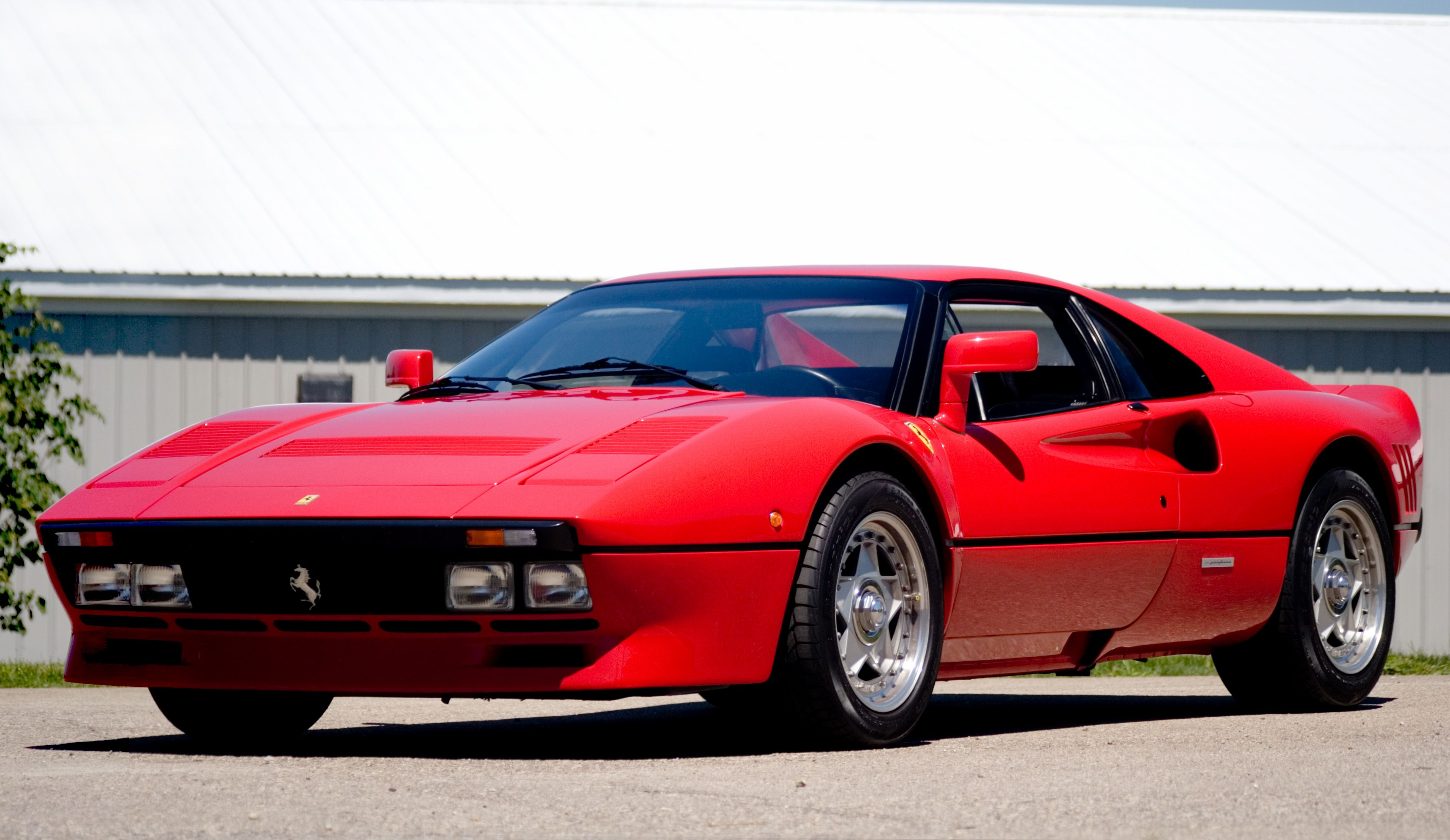 The 1985 ferrari 288 gto this personal favorite of mine of all ferrari s was made from capable of reaching 189 mph 4 years of production only 272 were