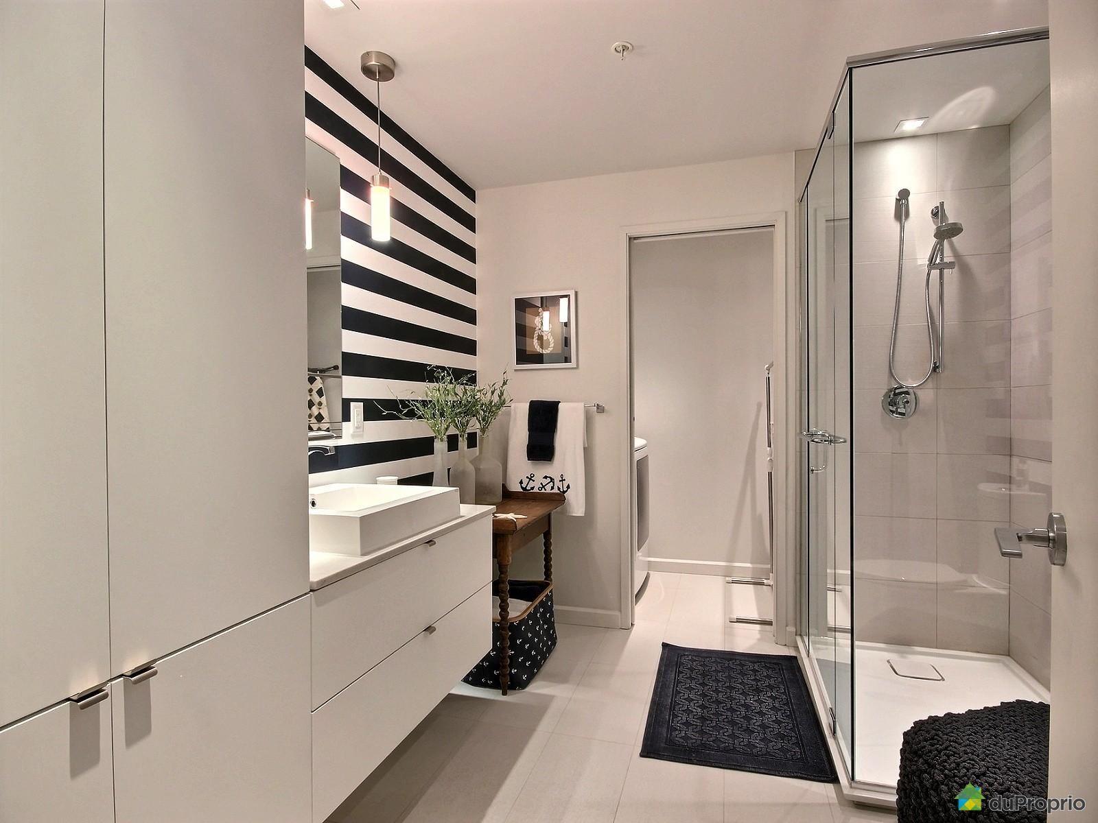 Bonne Id Es Pour Une Salle De Bain Moderne Belle Vanit Blanche