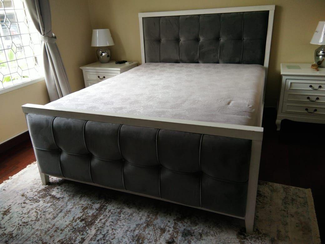 Bedframe Bedroom Home Headboard
