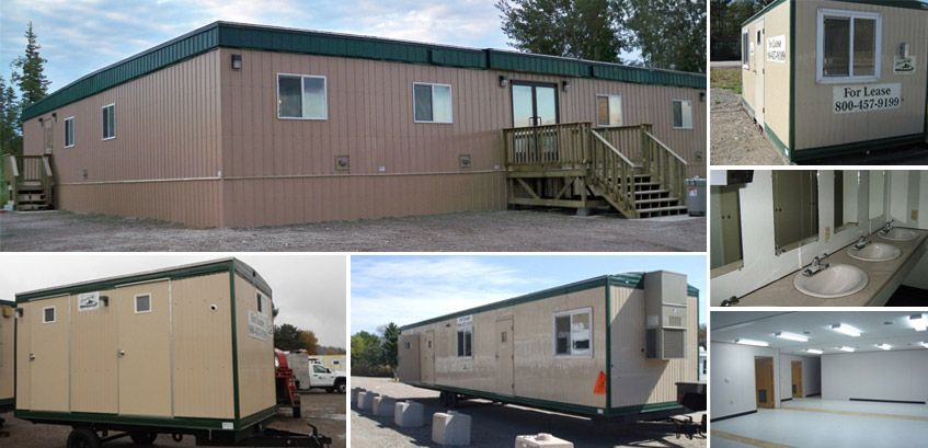 Utility Trailers For Sale Ontario >> We offer a number of different construction trailers for ...