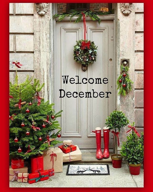 Make it a December to remember! I love Christmas decorations! Happy Holidays! Not many shopping days left! ❤️☃️❤️