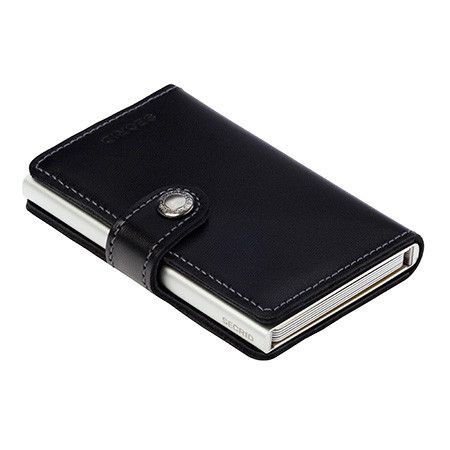 54951b23dd9 Black Mini Wallet by Secid. Secrid wallets with RFID protection | <3 ...