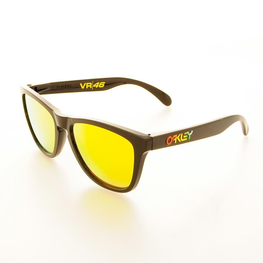 6645ee2b78a91 Oakley Frogskin Valentino Rossi Sunglasses